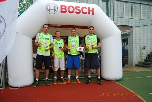 Wygrana DAAS Basket Hills Bielsko-Biała w turnieju BOSCH GRAND PRIX POLSKI 2014!