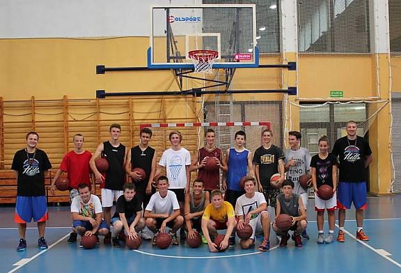 Warsztaty koszykarskie dla szkół gimnazjalnych dobiegły końca!