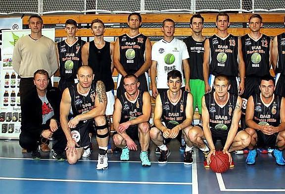 Koszykarze DAAS Basket Hills Bielsko-Biała pokonali w meczu sparingowym II ligowy Cieszyn jednym punktem.