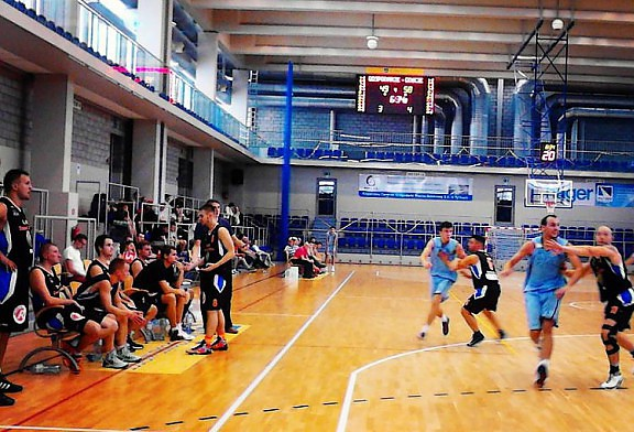 Wyjazdowe zwycięstwo na inaugurację rozgrywek 3 ligi. GKS Tychy II - DAAS Basket Hills B-B 64:77