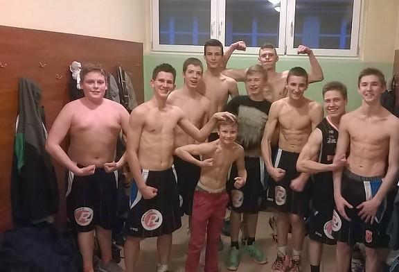 MU-16 Zwycięstwo na zakończenie sezonu!