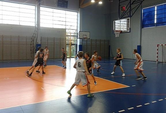Młodzicy przegrywają w Katowicach.
