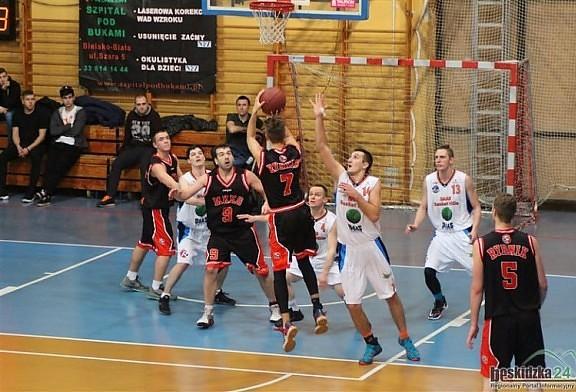 Przegrywamy mecz na szczycie z MKKS Rybnik!