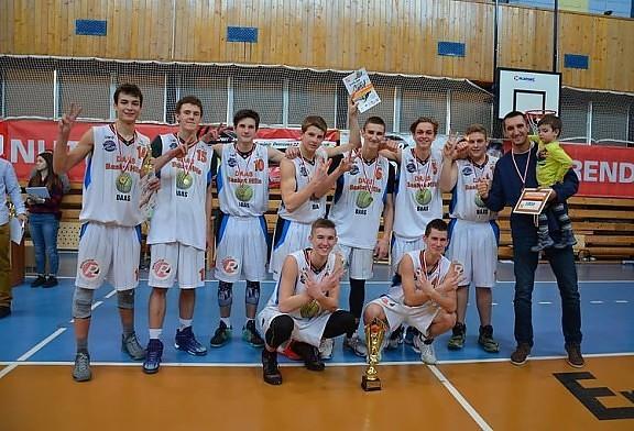 Juniorzy DAAS Basket Hills wygrali 2 ligę BLK