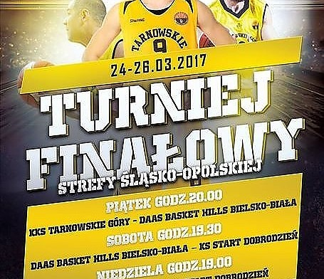 Turniej finałowy strefy opolsko-śląskiej