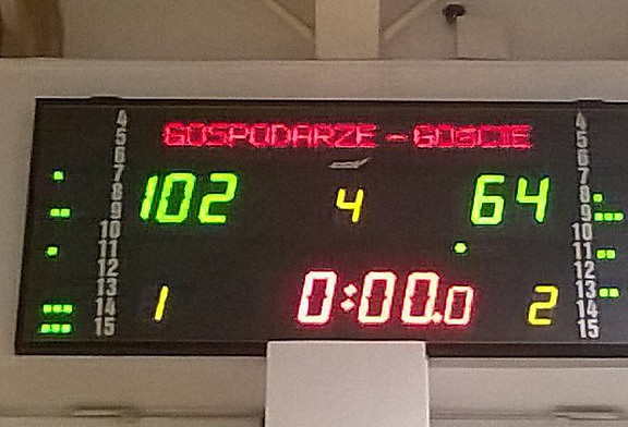 Przegrana w Cieszynie!