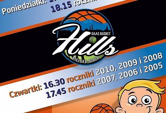 Nabór koszykarzy - druga lokalizacja SP27 obok ronda Hulanka