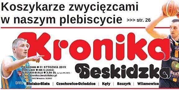 Koszykarski plebiscyt sportowy Kroniki Beskidzkiej