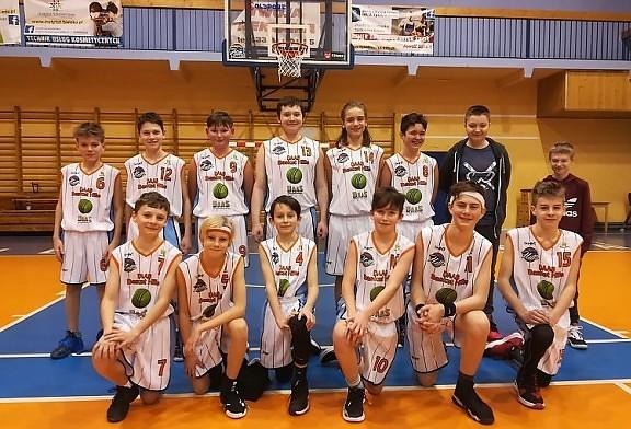 MU-13 UKS MOS Opole pokonane