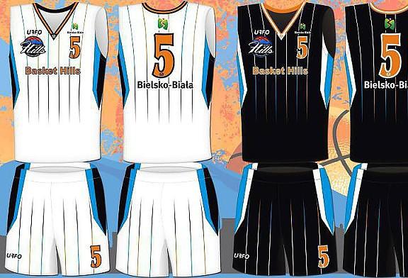 Prezentujemy stroje Basket Hills Bielsko-Biała!
