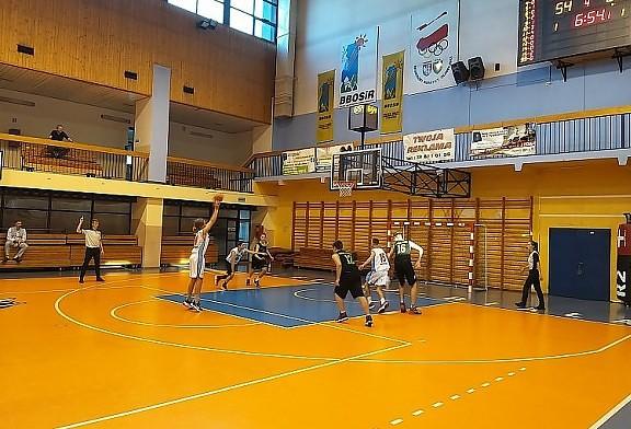 Przegrana w pierwszym meczu z MOSM Tychy
