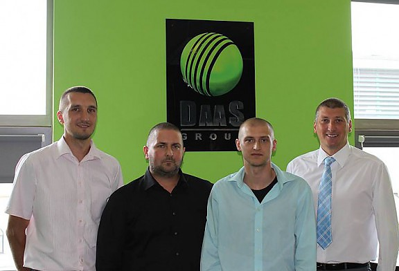 DAAS Sp. z o. o. oficjalnym sponsorem Basket Hills Bielsko-Biała