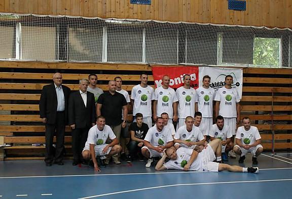 Sparing inauguracyjny DAAS Basket Hills Bielsko-Biał'a - MOSiR Cieszyn