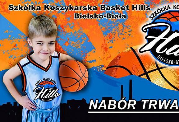 Trwa nabór młodych koszykarzy!