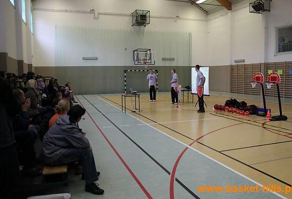 Spotkanie inauguracyjne Szkółki koszykarskiej DAAS Basket Hills