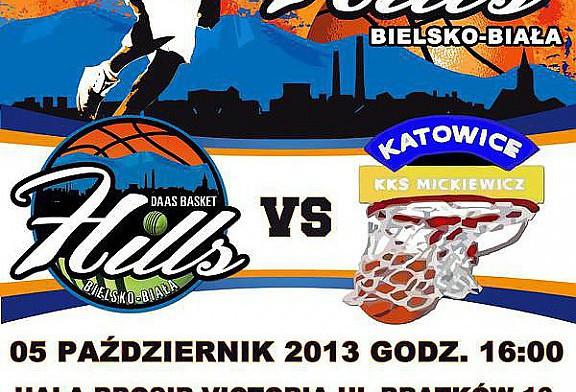 DAAS Basket Hills zainauguruje rozgrywki ligowe.