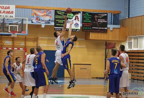 Świetny debiut DAAS Basket Hills Bielsko-Biała!