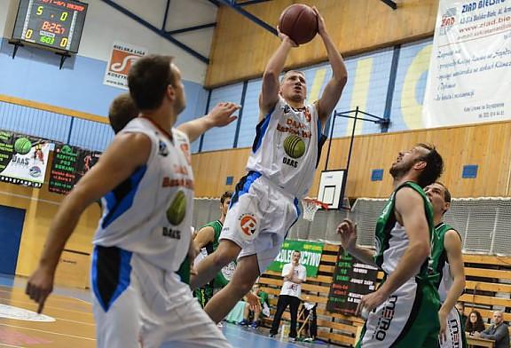 DAAS Basket Hills Bielsko-Biała – RKK AZS Racibórz 152:52