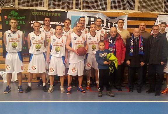 DAAS Basket Hills Bielsko-Biała - Ofensywa Racibórz 111:68