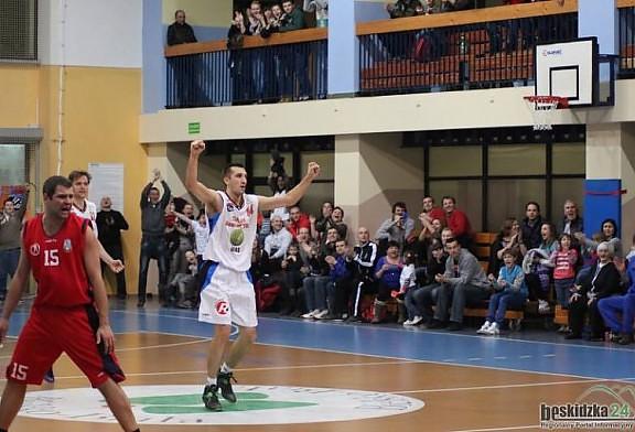 DAAS Basket Hills Bielsko-Biała - KS Pogoń Ruda Śląska 87:84