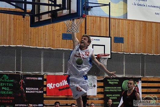 DAAS Basket Hills Bielsko-Biała - MCKiS Jaworzno II 82:42