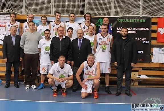DAAS Basket Hills Bielsko-Biała - KK Polonia Bytom 79:92