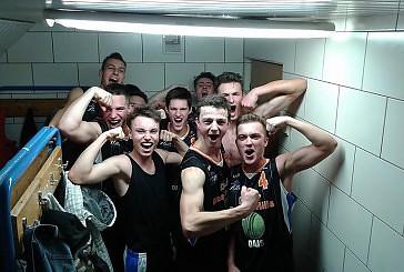 Zwycięstwo juniorów MU -18 w Rudzie Śląskiej!