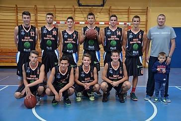 Wygrana drużyny DAAS Basket Hills z drużyną Apache