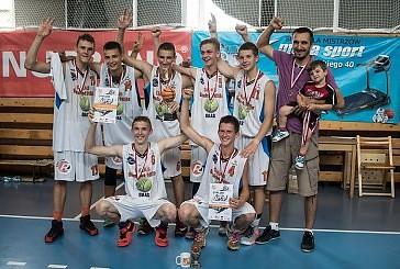 Juniorzy DAAS Basket Hills wygrali 3 ligę BLK