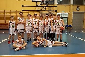 Pierwsza wygrana mini koszykówki 2006
