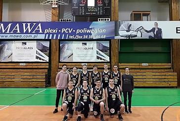 Wygrana w Częstochowie w ostatnim meczu sezonu