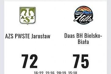 Ważne zwycięstwo w Jarosławiu!