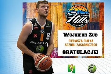 Wojciech Zub w pierwszej piątce sezonu!